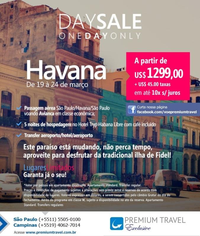 HAVANA DAYSALE