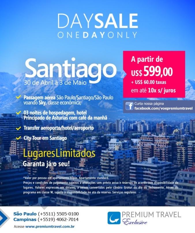 Santiago 1maio