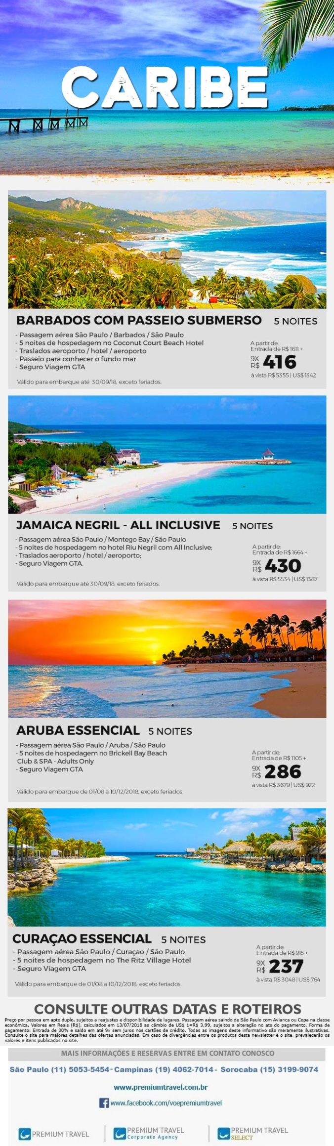 Caribe - Premium Travel